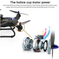 Anhänger Global DRONE X183 RC DRONE PRO Winfun Spielzeug WIFI FPV mit 720p HD-Kamera und Auto-Dual-GPS-Quadkopter