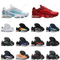 tn plus 3 III chaussures TUNED men running shoes Hyper Purple Parachute outdoor wo sneakers sports s trainer