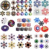 Neuheit Zappeln Spielzeug Magic Cube Spinners Anti-Reizbarkeit Entlüften Artefakt Fingerspitzen Sensorische Autismus Benötigt Antiangst Finger Gag Toys Dekompressionsgeschenke