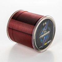 Linie Marke Nylon Angeln 500m 2-35LB Monofilament Japan Material Fishline für Karpfenzrogr
