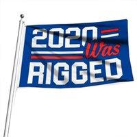 DHL Trump Elección 2024 Mantener la bandera 90 * 150cm América Colgando Grandes Banners 3x5ft 2020 Fui amigada No me culpes He votado por Trump CJ30