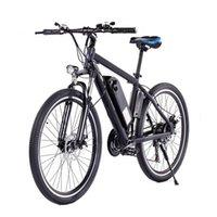 [US EU Direct] Electric Bicycle M103 250W Moped MTB 26 Inch E-Bike Disc Brake 10AH 48V 25KM H Max Speed 70KM Mountain Cycling Bike High Quality