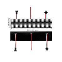 Led Module Pixel Control Board WS2812b Adressable Matrix Rgb Letrero Programable DC5V SMD Flexible Display Lights Modules