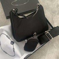 2020 Marca Designer Saco Senhoras Moda Messenger Bag Venda Quente Bolsa de Ombro Hoje Clássico Nylon Carteira na moda bolsa na moda