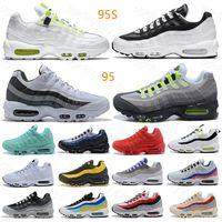 2021 الرجال 95 og وسادة البحرية الرياضة عالية الجودة chaussure 95s المشي أحذية الرجال الاحذية وسادة 95 أحذية رياضية يورو 36-45