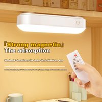 Cabinet Light LED Eye Protection Night USB Table Desk Dormitory Lamp Bedroom Learning Reading Makeup Mirror Wireless Touch Wall