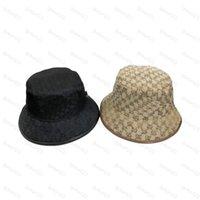 20ss دلو الأزياء الكلاسيكية المرأة النايلون الخريف الربيع الصياد قبعة الشمس مستقيم أسفل قارب