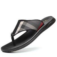 # 54831 Sandalias para hombre Zapatillas de flip Flop Zapatillas para hombre Slipper al aire libre Calzado deportivo para niños Sábanas antideslizantes Personalidad de alta calidad 38-44