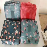 Travel Organizer make up bag High Capacity multi function wash Storage cosmetic buggy bags pouch women handbag ZWL359