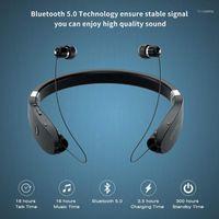 Amorno Wireless Bluetooth Earphone Neckband Headphones With Mic Handsfree Noise Canceling Ecouteurs Sports Headset11