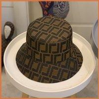 Sun Bucket chapéu de chapéu homens chapéus luxurys designers bonés bonés bonnet beanie beanie tampão chapéu chapéu cabido Chapéu Caps 2105241y
