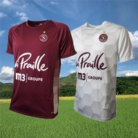 Servette FC Soccer Jersey 2020 21 Kyei Stevanovic Frick SeSpedes Schalk Rouiller Sauthier Koné Mendy Football Shirt