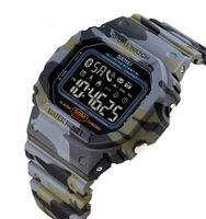 For Cool shape skmei 1629 smart digital wrist watch waterproof sport watch for men dropshipping