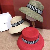 مصمم جديد قبعة الإناث هيبورن مصباح صغير قبعة صغيرة المألوف قبعة الفرنسية مع طنف كبير لتغطية الوجه ومنع الشكل المقعر