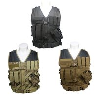 Hottest Tactical Vests LQ11015 Army Men Women Outdoor Camping Hiking coat Trekking Sport Travel Clothing