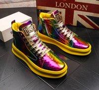 Deluxe Mäns Små Vit Stövlar British Fashion Sports Casual Shoe Board Låg Top Andas Zapatos Hombre A96