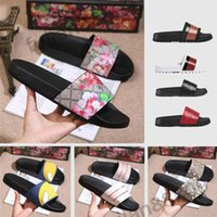 2021 Summer Designer Men Sandals Slippers Woman Luxurys Desi...