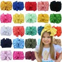 Diadema de lazo Bebé niña Hairbands Head Bands para niños Diademas para niños Niñas para niños Bows Bows Clips Accesorios G4ersek