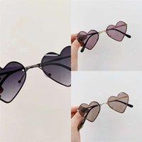 And Lens High Mens Glass Fashion Pilot New Sunglasses Love Glasses 2021 L8fDU Color Glasses Men Quality Women Vintage Sport Candy Read Qpsp