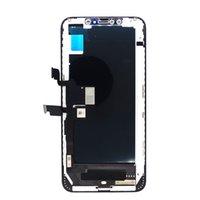 شاشة LCD لفون XS ماكس OLED شاشة اللمس لوحات محول الأرقام استبدال الجمعية