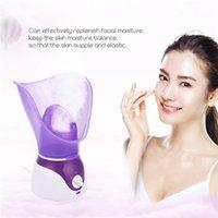 50 ml Nano Gesichtssprühgerät Dame Warme Nebel Gesichtsdampfer Poren Öffnungshaut Feuchtigkeitsspendende Gesichtsbesucher Sauna Aromatherapie Dampfgerät