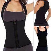 Hot Neoprene Body Shaper Slimming Waist Trainer Cincher Vest Women Sexy Workout Thermo Push Up Body Shapers Women Corset