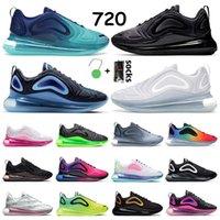 Hotsale кроссовки для мужчин Neon тройной белый черный закат DESERT GOLD NORTHERN LIGHTS DAY женские спортивные кроссовки кроссовки размер 36-45