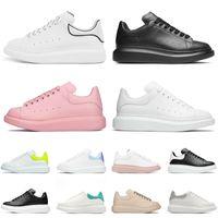 Fashion ACE 3M Platform Sneakers Flat Trainers Luxurys Designers Shoes Women Men Leather Casual Shoe Triple White Reflective Red Topshop999