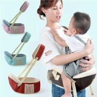 Carriers, Slings & Backpacks Baby Carrier Hipseat Walkers Sling Backpack Belt Waist Hold Infant Hip Seat For