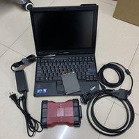 Para FORD M-AZDA VCM2 VCMII V119 Software para F-Ord instalado no laptop usado x201t i7 4G pronto para uso