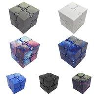 Infinity Creative Sky Magic Zappeln Antistress Spielzeug Büro Flip Puzzle Mini Blöcke Dekompression Lustige Spielzeug