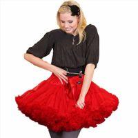 하이틴 미니 Pettiskirt S M Womens Skirt L 루플 시폰 발레 Tull 여름 투투 스커트 성인 의상