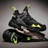 جينباوك جديد مصمم أحذية رياضية جلد طبيعي الرجال الاحذية في الرياضة رياضة أحذية مريحة المشي تشغيل zapatillas