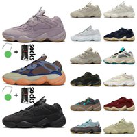 adidas yeezy boost 500 700 v3 380 Kanye West-700 v3 Menores de alta calidad para mujer enflase Soft Vision Shoes 500 Kanye Sneakers Trainers Utility Black Blush Blanco