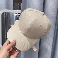 2021 Toptan Moda Tasarımcısı Beyzbol Şapkası Hip Hop Klasik Casquette Açık Spor Lüks Erkekler Travis Scott
