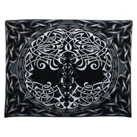 Tapestries Dorm Background Wall Tapestry Carpet Hanging Home Decoration Outdoor Indoor Cloth Large Mandala Multifunctional