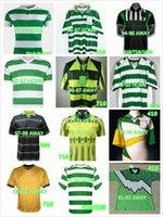 82 84 86 89 CELTIC Ретро Футбол Джерты 1991 1992 1998 1999 Футбольные футболки Larsson Classic Vintage Sutton 1995 1997 1980