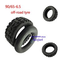 Motorcycle Wheels & Tires 11inch CST 90 65-6.5 Off Road Tire With Inner Tube Electric Scooter For Dualtron Thunder Speedual Plus Zero 11X Ty