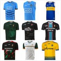 Dublin GAA Home Rugby Jersey 2021 Caillimh Tipperary áth Cliath Gömlek David Treacy Tom Connolly Gömlek