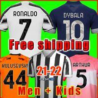 20 21 maillots de football maillot de foot 2020 2021 chemises uniformes hommes + kit enfants enfant de la
