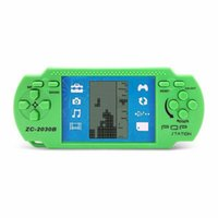 """2.7 """"Childhood Childhood Tetris Handled Electronic Game Toys Pocket Game Console Game Players Game"""