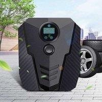 Compresor de aire inalámbrico para la bomba eléctrica del inflador de neumáticos del coche de baloncesto 12V / 120W con el auto analógico del indicador de presión