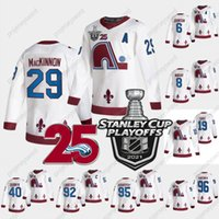 Colorado Avalanche Nathan Mackinnon 2021 Stanley Cup Playoff...
