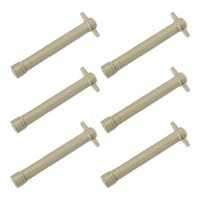Kitchen Faucets 6pcs Sleeve Socket Household Water Purifier Wrench Gooseneck Accessories