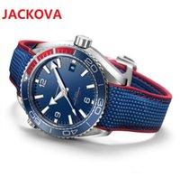 Fabric Nylon Buckle Mens Watches Black Blue Men 2813 Mechanical SS Automatic Movement Watch Sports Self-wind luxury designer Wristwatches