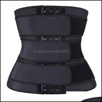 Waist Safety Athletic Outdoor As Sports & Outdoorswaist Support Neoprene Trainer Corset Sauna Sweat Belts Women Adjustable Slimming Trimmer