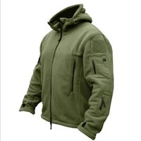 Designerman Fleece Chaqueta táctica Polartec Thermal transpirable Senderismo Polar con capucha Polar ropa exterior Ropa del ejército Softshell Outdoor Sports War