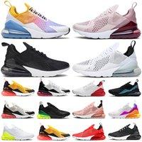 max 270 react 270s tepki erkekler koşu ayakkabıları kadın eğitmenler Üçlü Kırmızı Yıkanmış Mercan ABD Zirvesi Beyaz iyi bir oyun var erkek açık spor ayakkabı