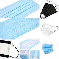 Maskwaterproof KNFACE Staubdichte Unabhängige Maske AbtastbarkeitFA Dicke Verpackung Eingebaute Nasenklammer Elastische Ohrgurte