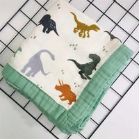muslin quilt four layer bamboo baby muslin blanket swaddle better than Aden Anais Baby/Blanket Infant Wrap 210927